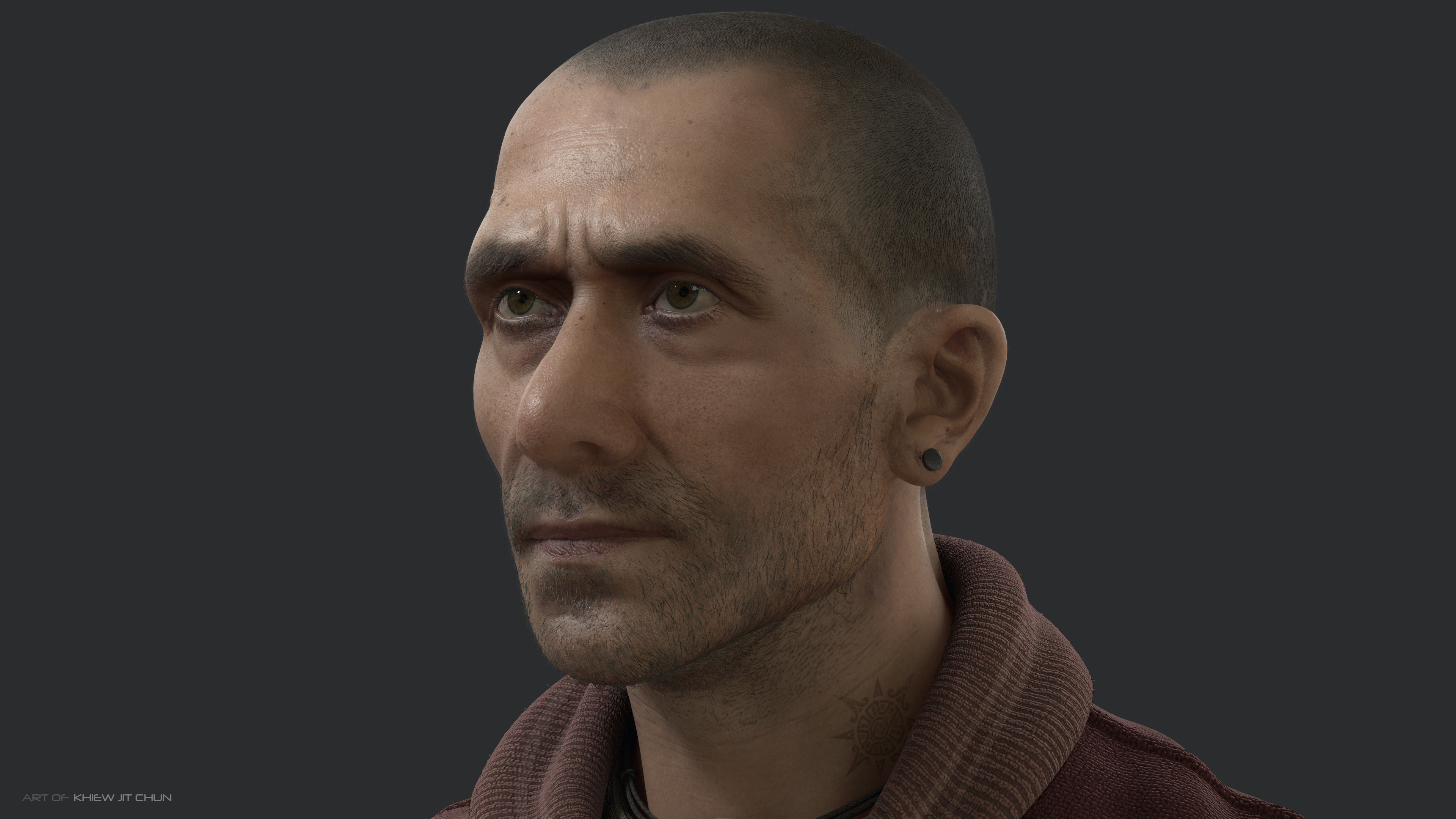Human Portrait