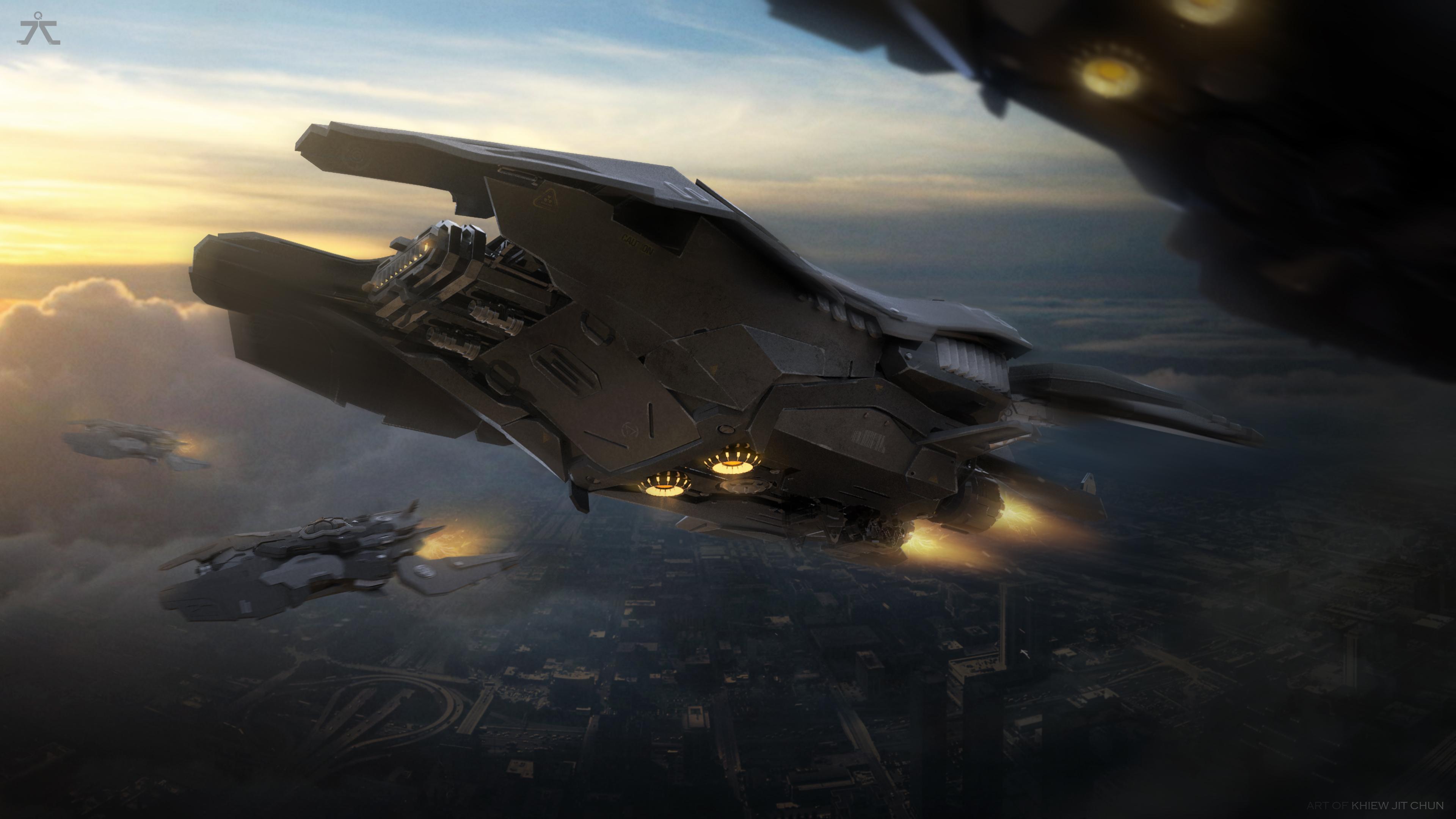 SpaceShip 2080