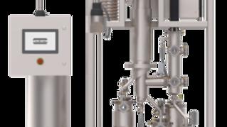 "EVO 6"" Dual Stage Wiped Film Evaporator Turnkey System (Base Model"