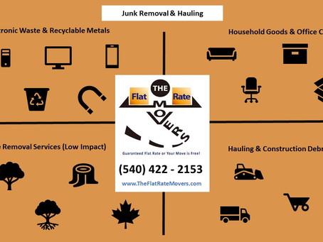 Junk Removal Moorefield West Virginia 26836