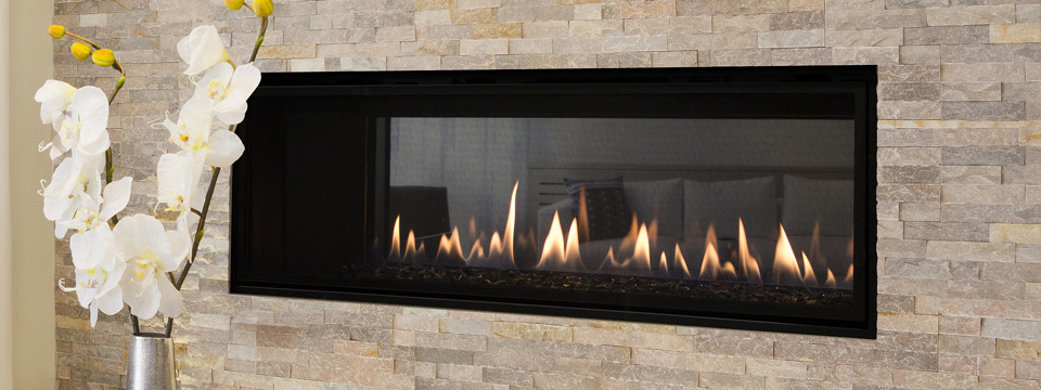 Crave See-Through Direct Vent Fireplace