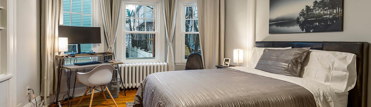 52 Irving St, Unit 4 - Bedroom 1