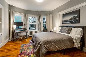 52 Irving St, Unit 4 - Bedroom 1 Room Cambridge Ivy Inn. Cambridge Ivy Inn. Furnished Rentals. 50 Irving St, Cambridge, MA, USA.