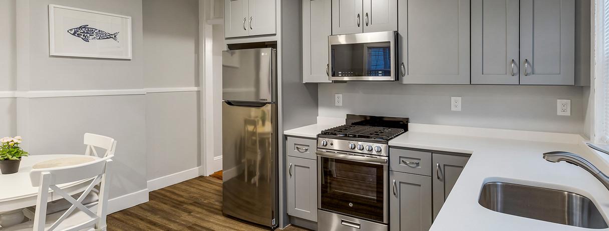 52 Irving St, Unit 4 - Kitchen 50:52-4(I