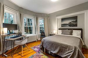 52 Irving St, Unit 4 - Bedroom 1. Cambridge Ivy Inn. Cambridge Ivy Inn. Furnished Rentals. 50 Irving St, Cambridge, MA, USA.