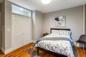 52 Irving St, Unit 4 - Bedroom 2.  Cambridge Ivy Inn. Cambridge Ivy Inn. Furnished Rentals. 50 Irving St, Cambridge, MA, USA.