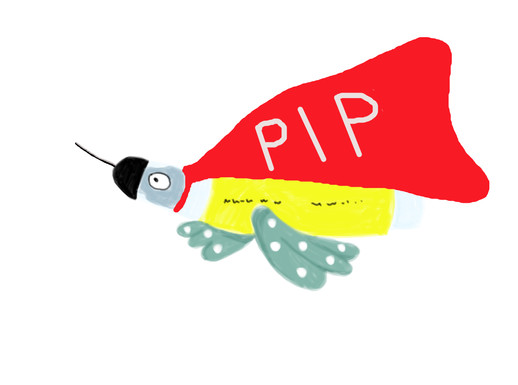 Pip The Injector-Pen