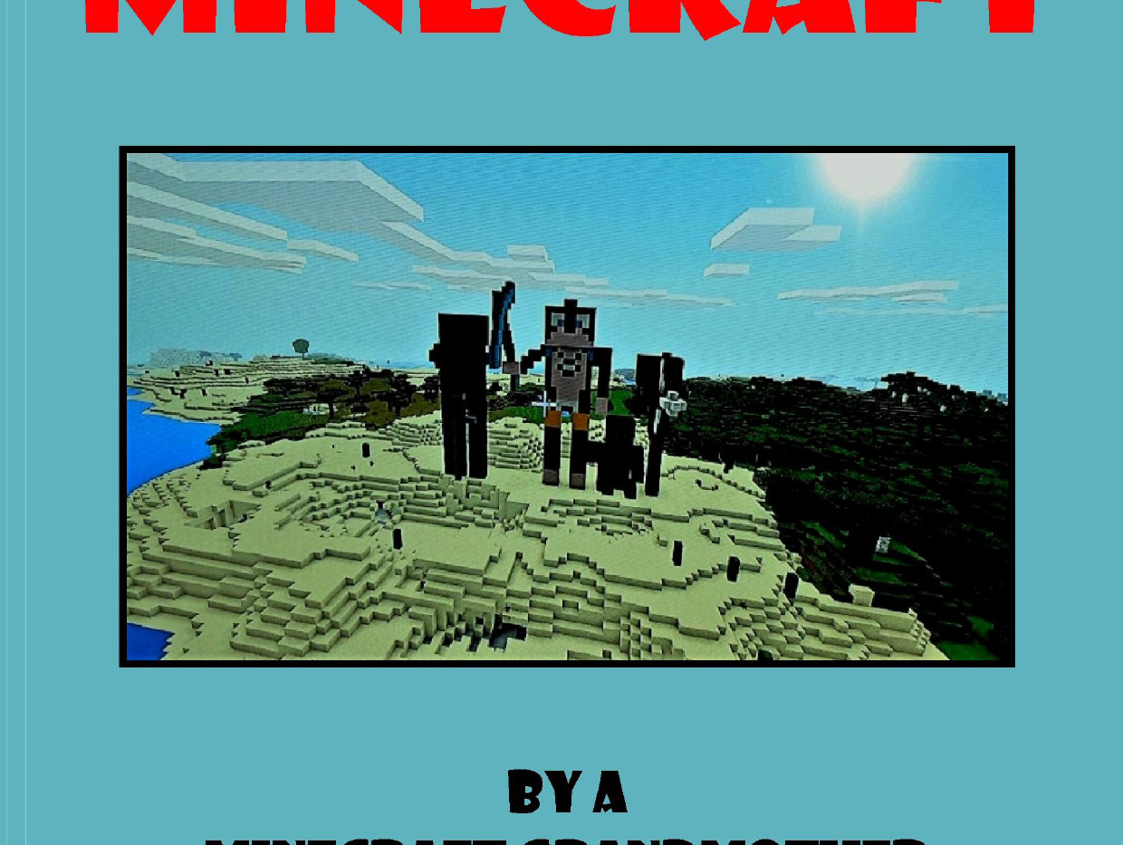 Minecraft - a book of poems