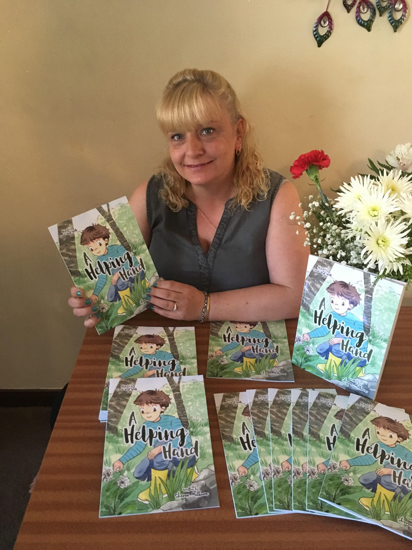 Sharon Milburn Author