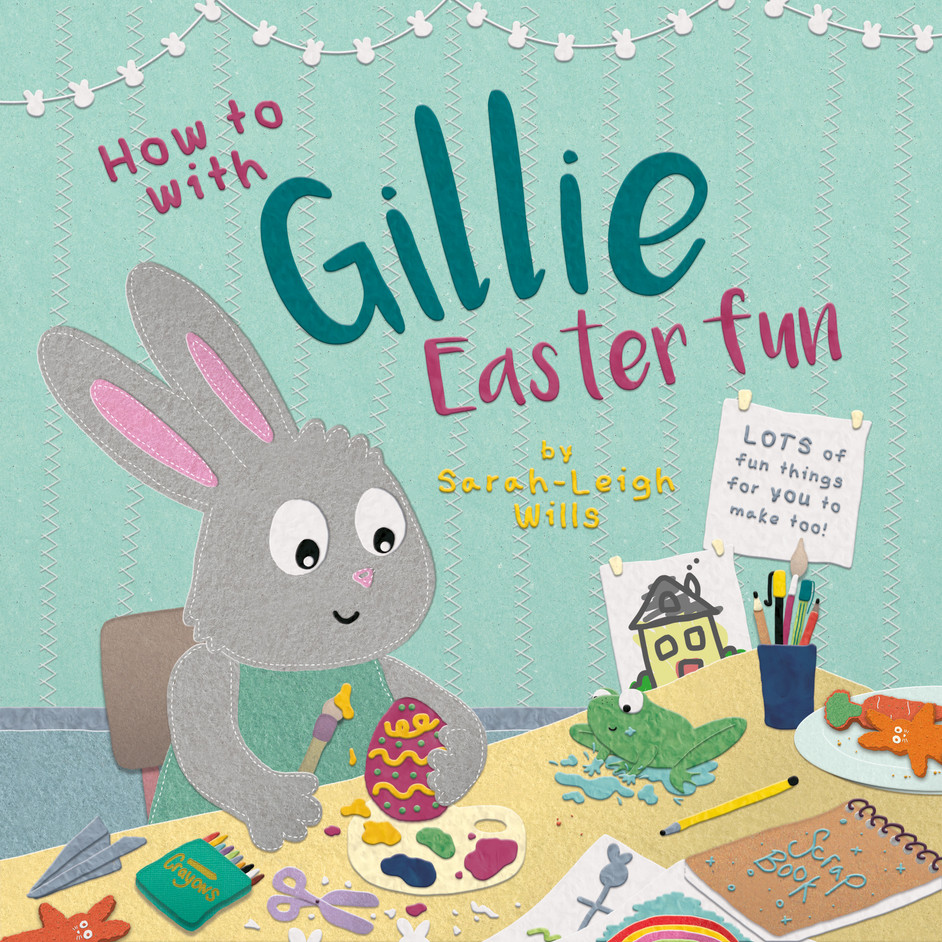 Gillie's Easter Fun