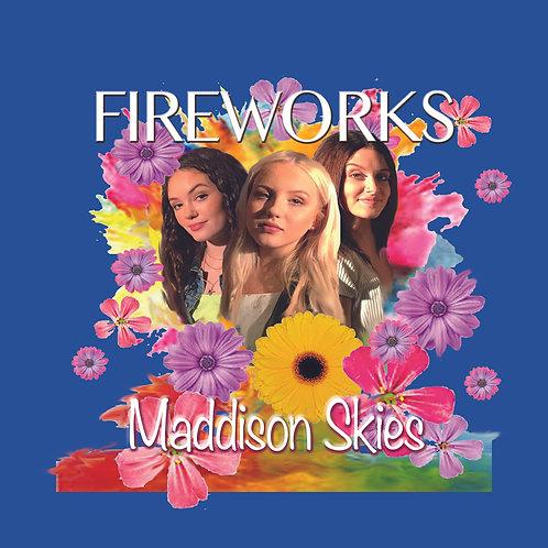 FIREWORKS - Single CD