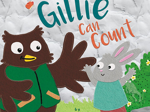 Gillie Can Count