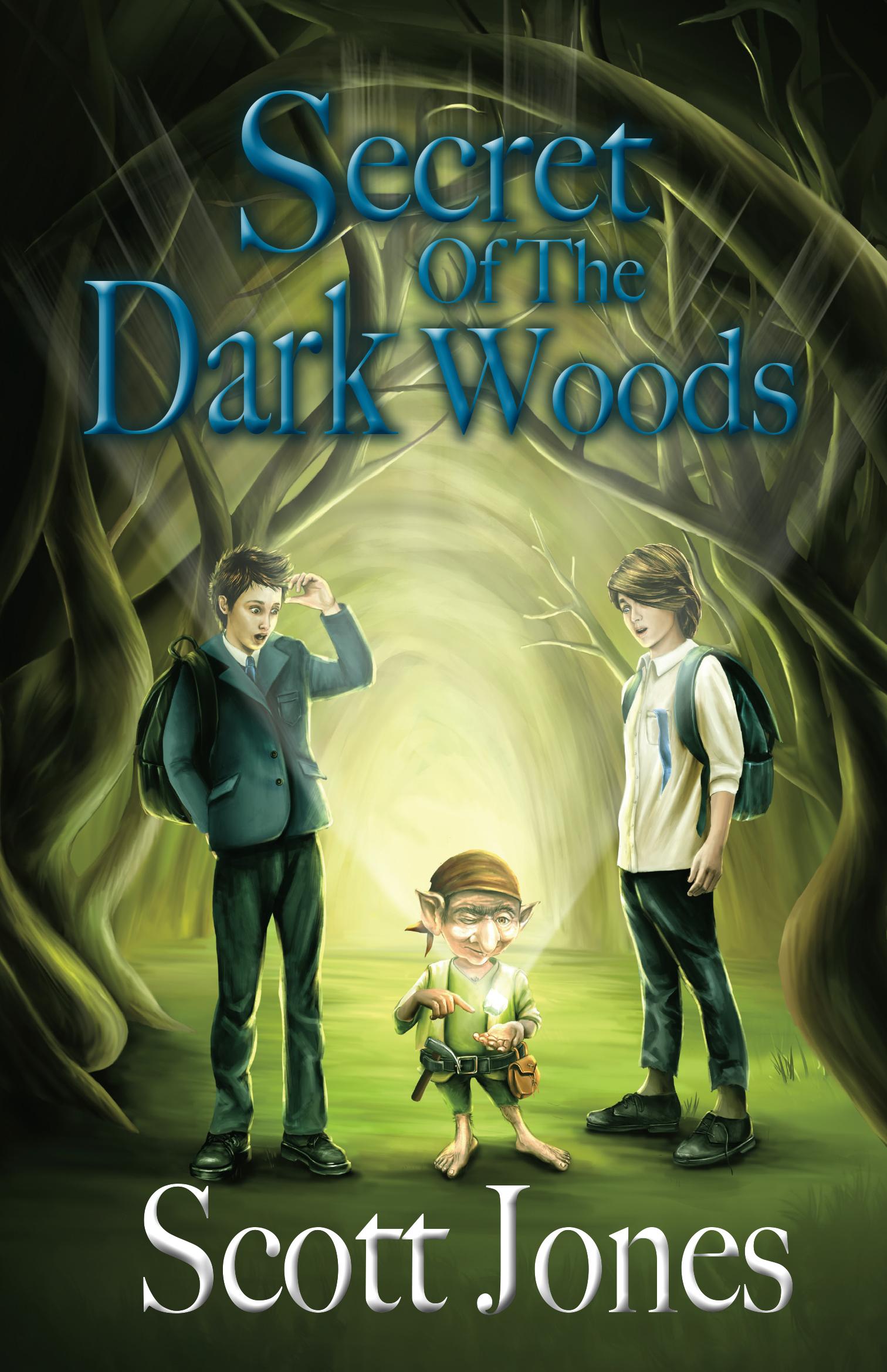 Secret of The Dark Woods