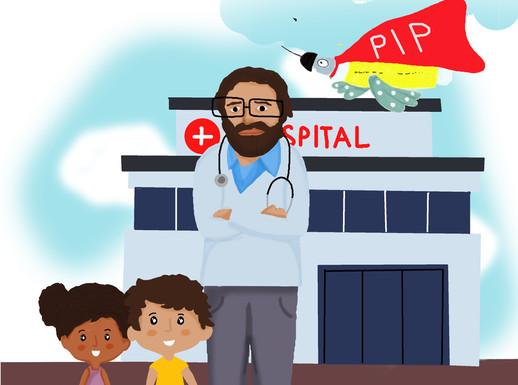 Trip to the hospital
