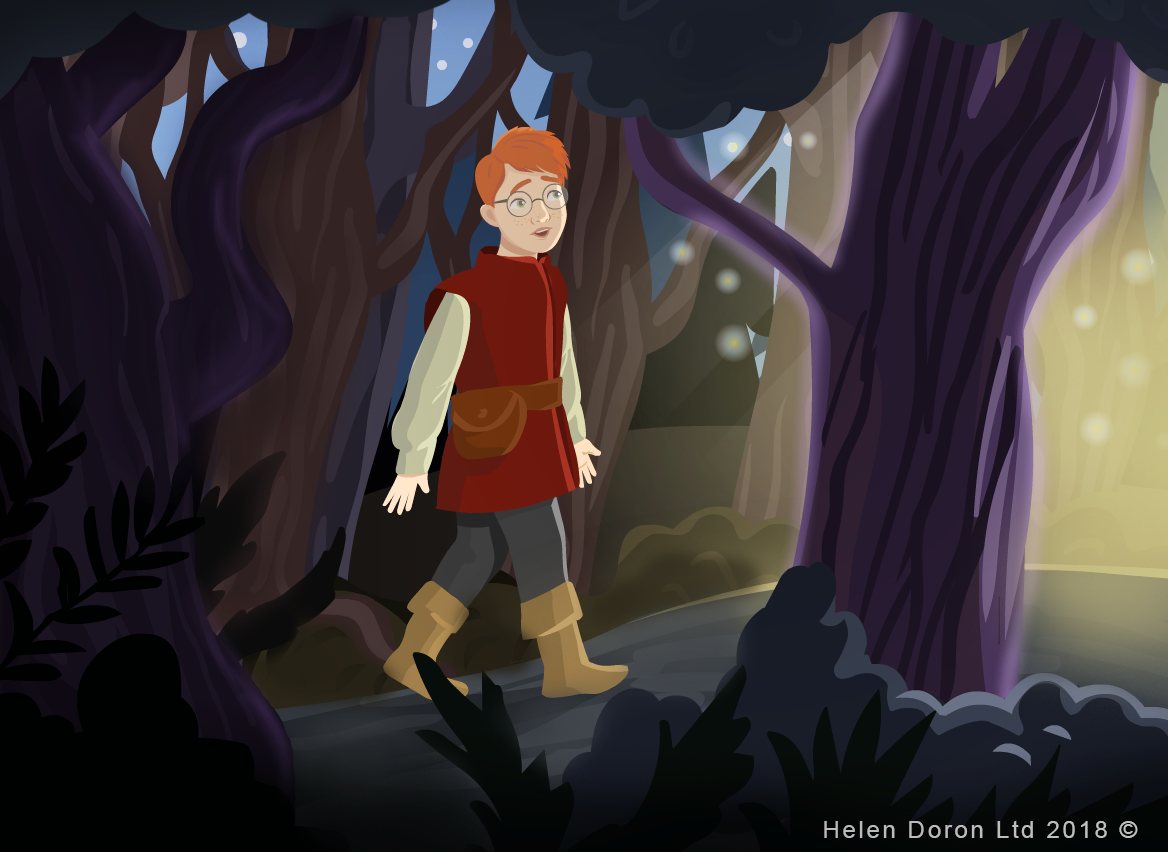 Illustration for Helen Doron Ltd