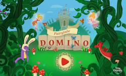 Fairy Tale Domino app opening