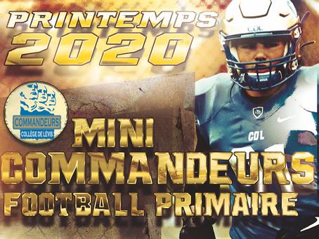 Football Primaire - Printemps 2020