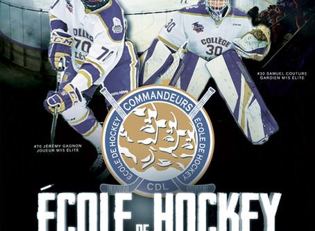 École de Hockey des Commandeurs 2020