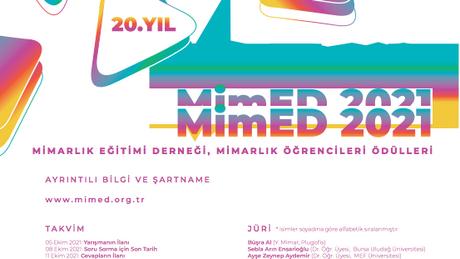 MimED 2021 Öğrenci Proje Yarışması