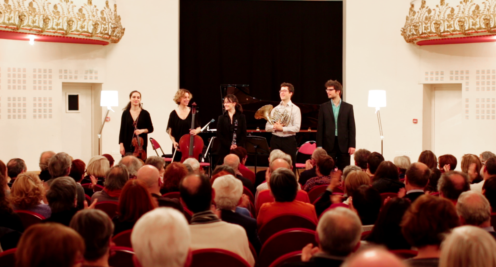 Ensemble Polygones en concert