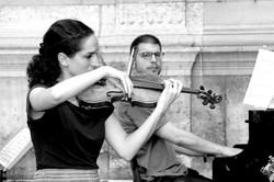 Louise Salmona et Guillaume Sigier