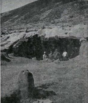 The Ghosts of Laugarvatnshellir