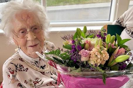 Helga Guðmundsdóttir - A Remarkable Lady