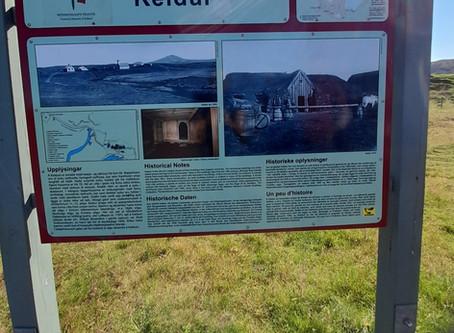 Tracing Njáll's Saga