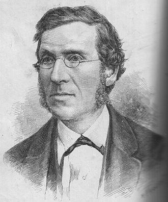 Portrait of Jón Árnason