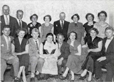 María and her family