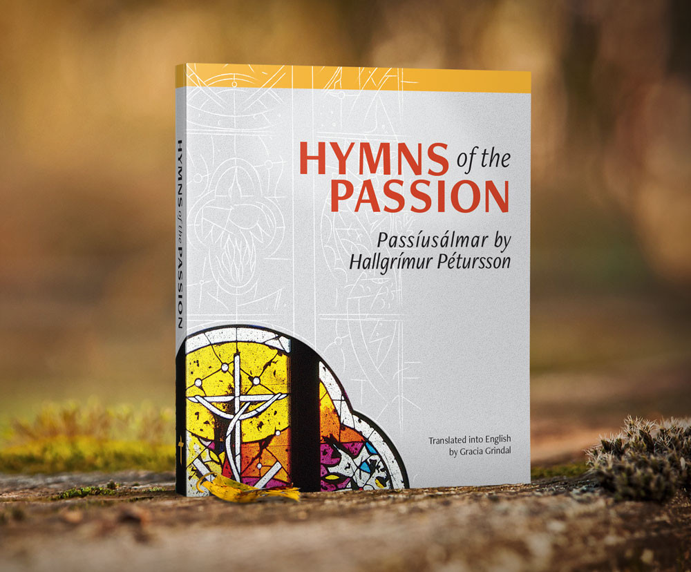 Hymns of the Passion English translation book cover