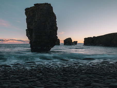 Personalized Travel to North-East Iceland for Western Icelanders