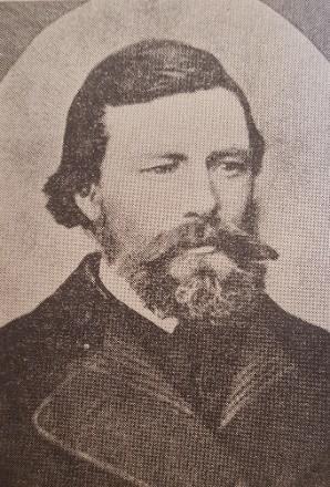 Portrait of Jón Magnússon
