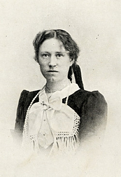 Portrait of Hulda
