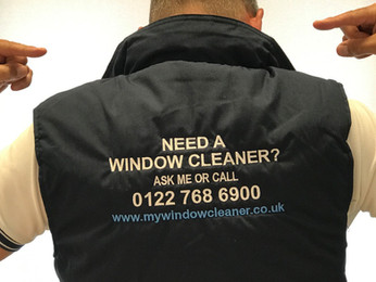 Sparkling success! My Window Cleaner welcomes first franchisee
