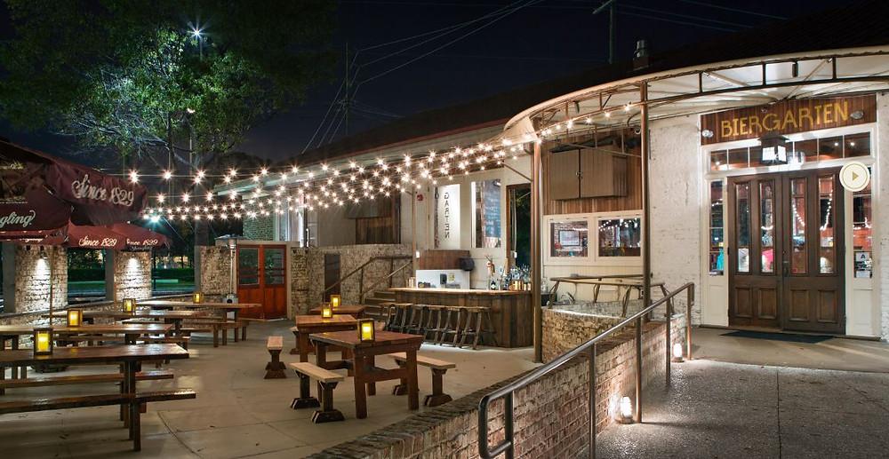 Bay Street Bier Garten Charleston SC