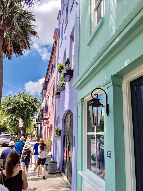 Southern charm: Our Charleston vacation