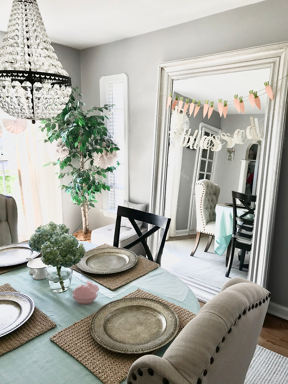 Easter Spring Home Decor Ideas