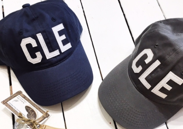Cleveland baseball hats