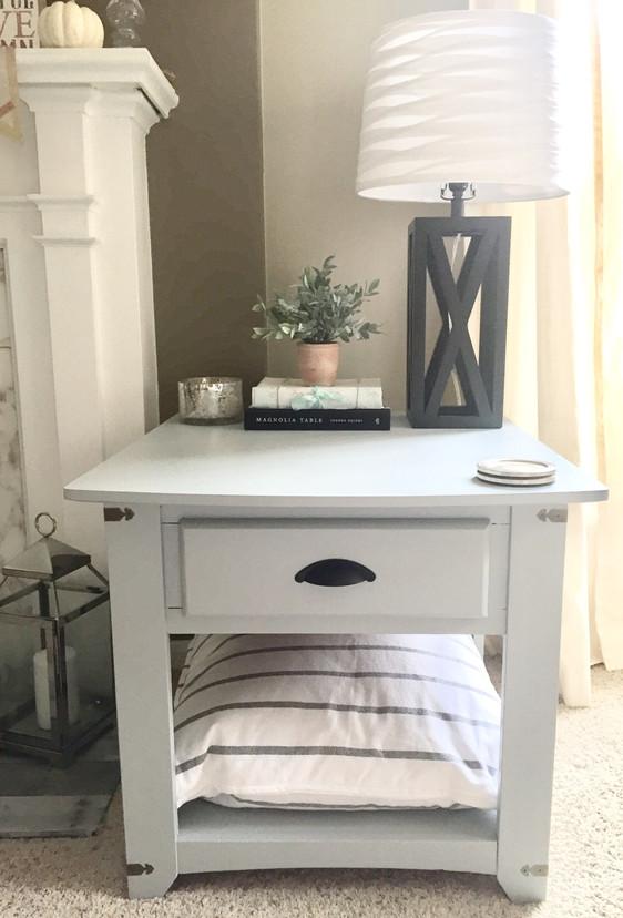 Vintage style: a farmhouse table DIY