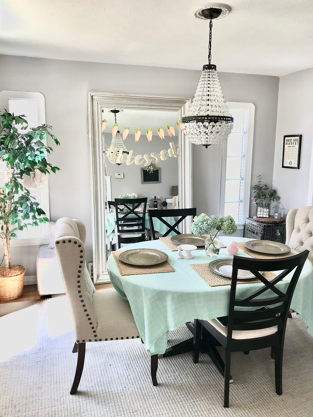 Easter Spring Home Decorating Ideas
