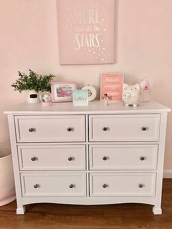 Girls Bedroom Pink Dresser.JPEG