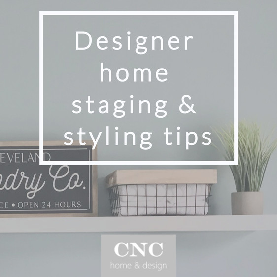 Market Ready: Designer Home Staging Tips