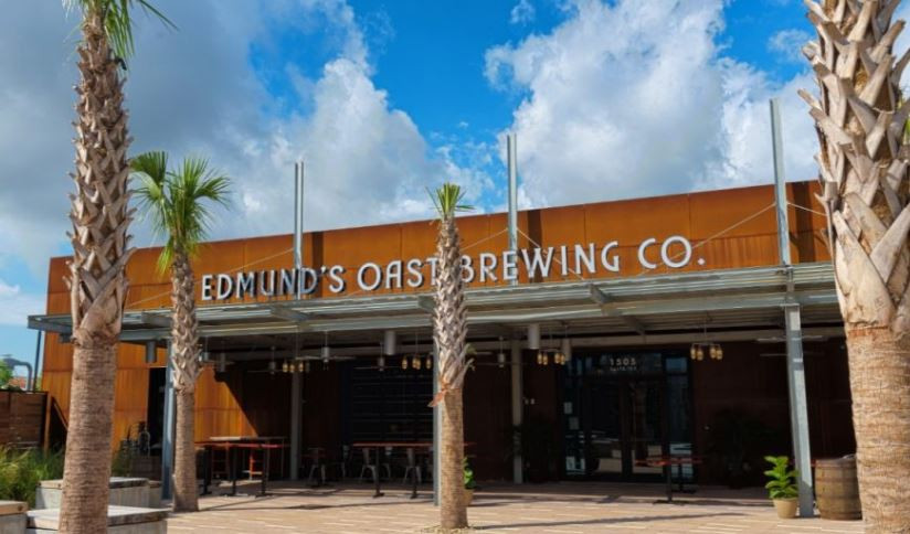 Edmund's Oast Brewing Co Charleston SC