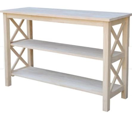 Console table Overstock