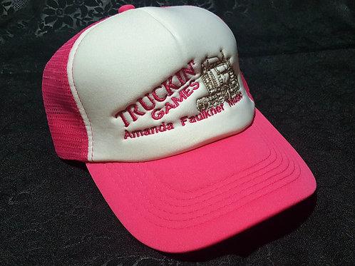 'Truckin' Games' Cap