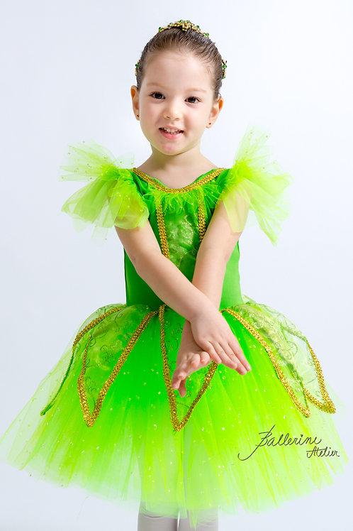 Vestido Tinker Bell