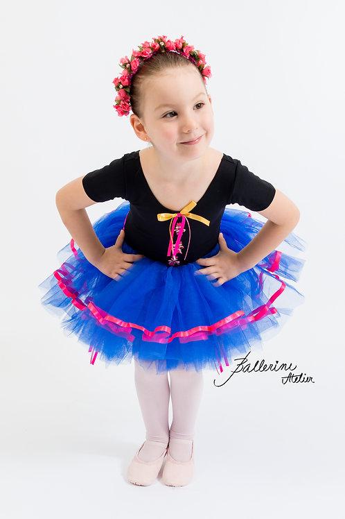 Vestido Princesa Anna