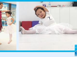 Você conhece os benefícios do Ballet Clássico na infância?