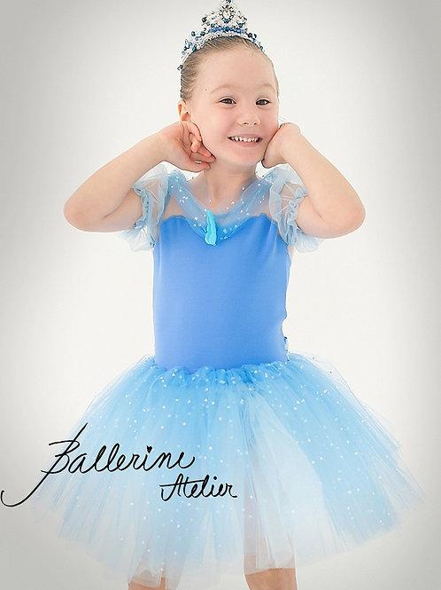 Vestido Princesa Cinderella